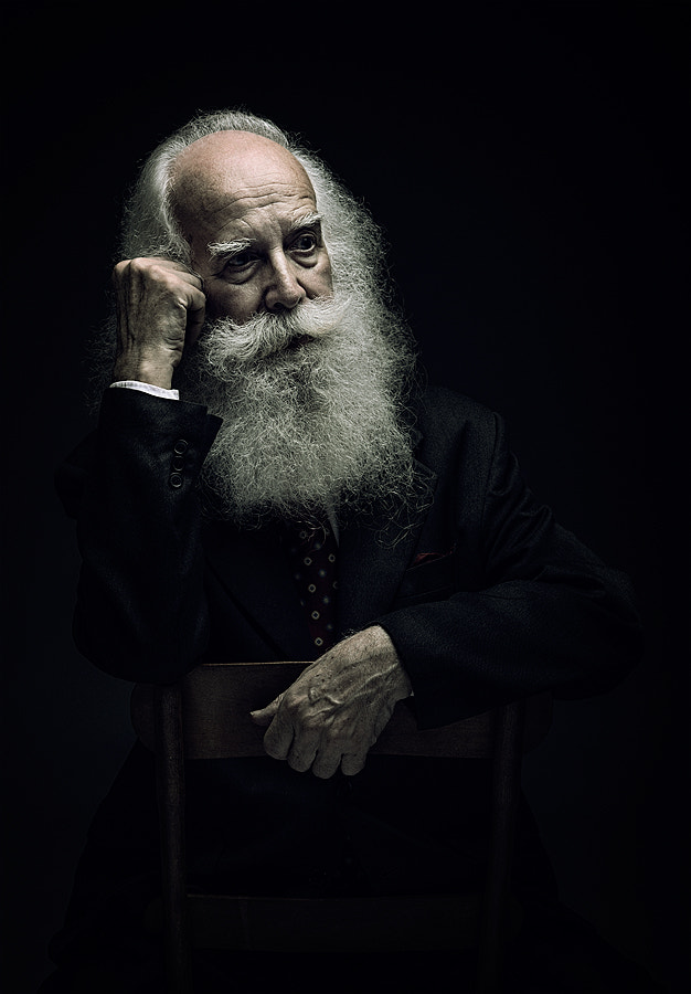 Old Man by Dane Alex  on 500px.com
