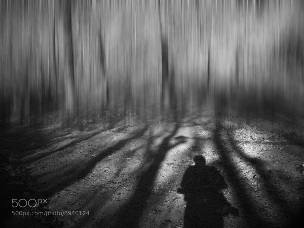Photograph I was among the shadows by Saelan Wangsa on 500px