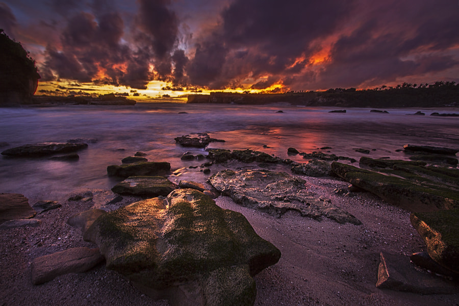 Photograph Klayar Beach by Erwin Sugito on 500px