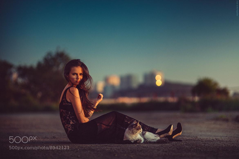Photograph Ulya by Danil Sigidin on 500px