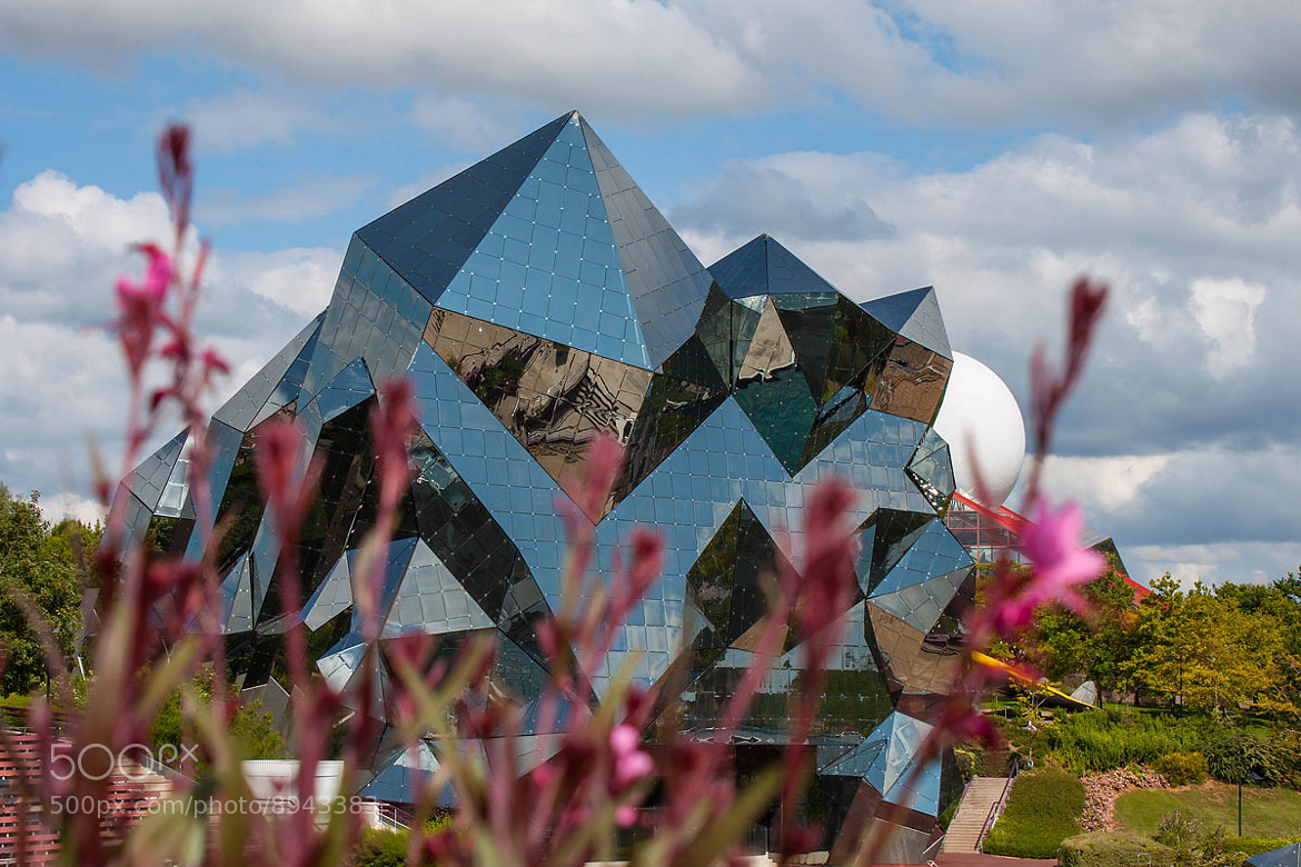 Photograph Futuroscope II by Tatiana K on 500px
