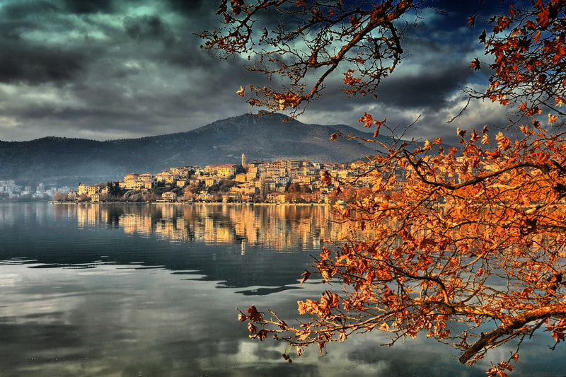 Photograph MOODY DAY IN KASTORIA by ATHANASIOS LIGDAS on 500px