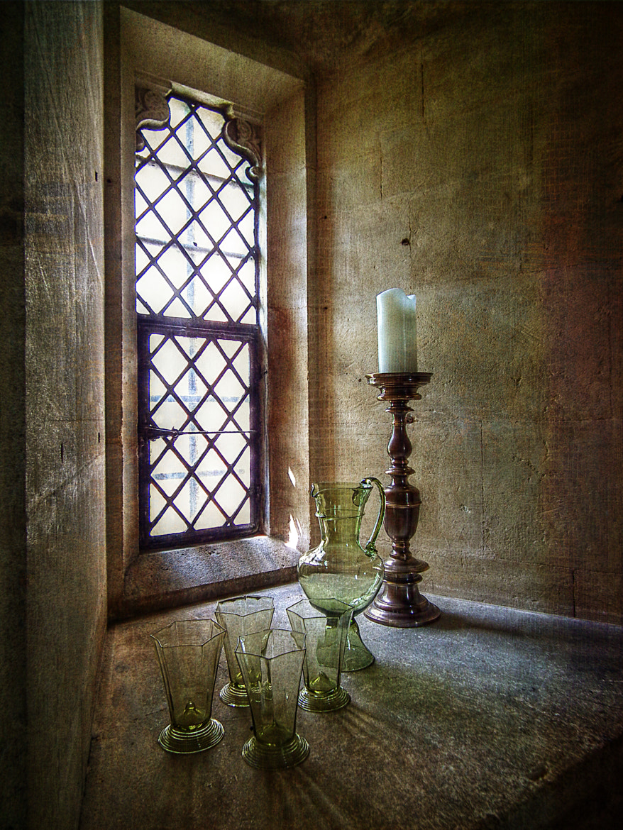 Photograph Old Glass and New Light by Link Bekka on 500px