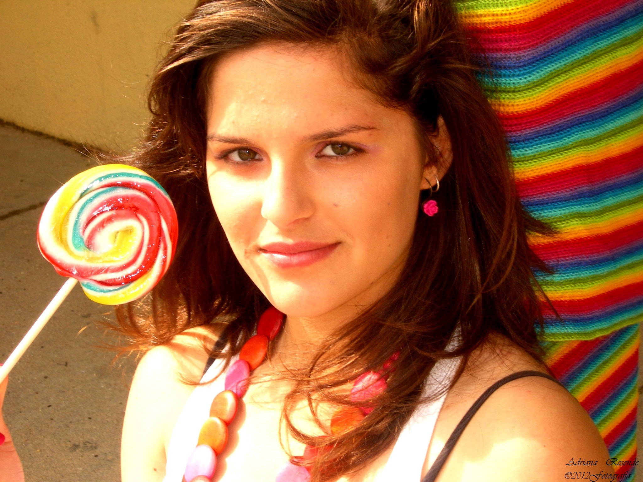 Photograph Nicole Henriques - lollipop by Adriana Resende on 500px