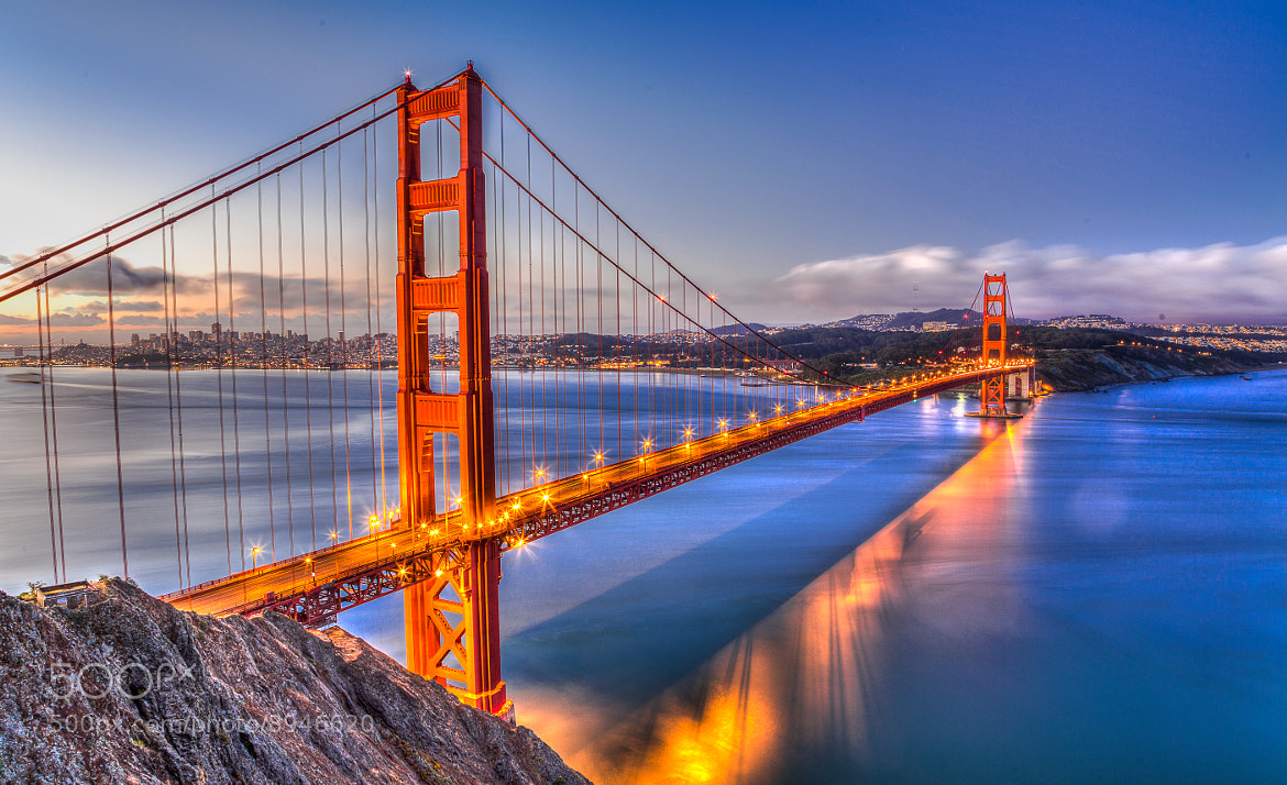 Photograph Golden gate Bridge - San Francisco by KP Tripathi on 500px