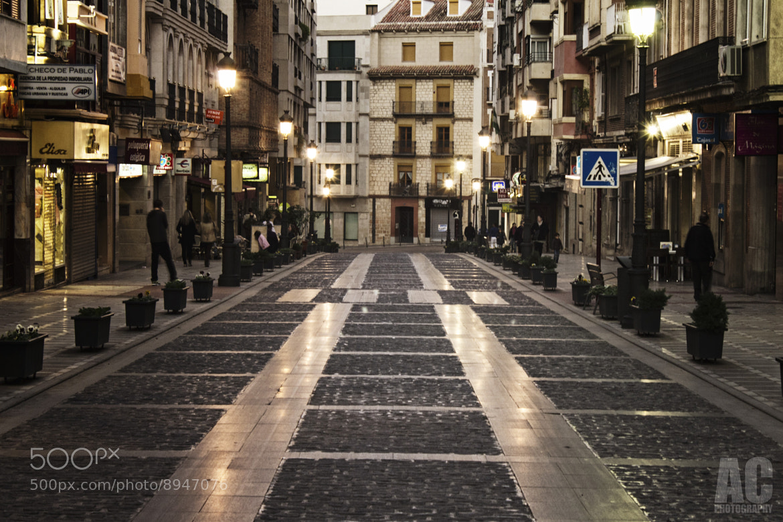 Photograph Jaén - La carrera by Alex Kie on 500px