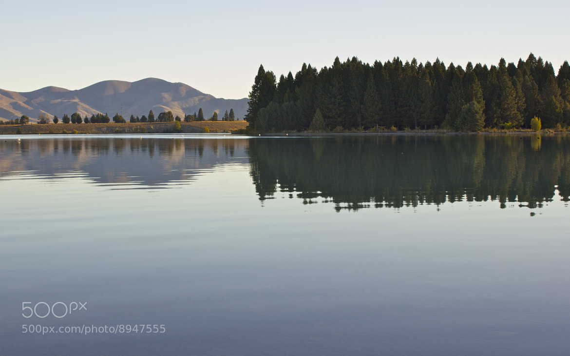 Photograph Lake Ruataniwha (Twizel) by Stuart Feltham on 500px