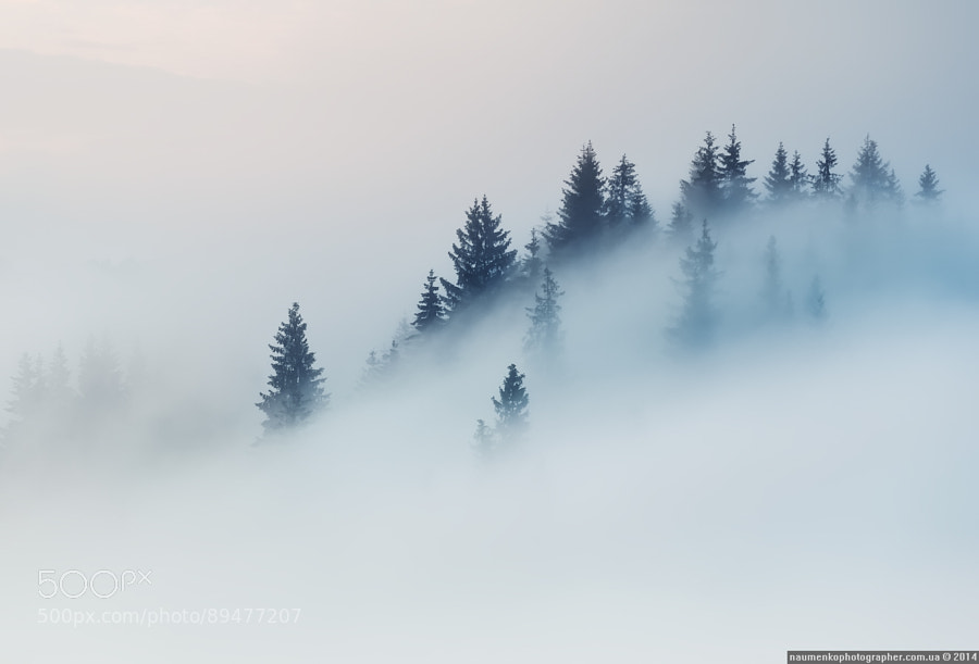 Dzembronya. Mountains Smoke-4 by architecturalphotographer