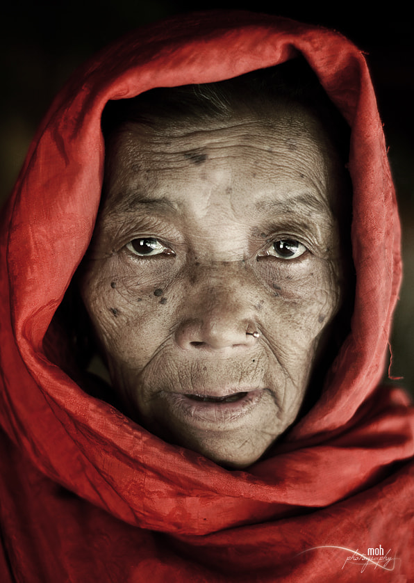~Face of Nepal~ by Mohan Duwal on 500px.com