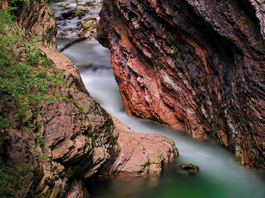 Photograph Pink Rock by Michele Galante on 500px