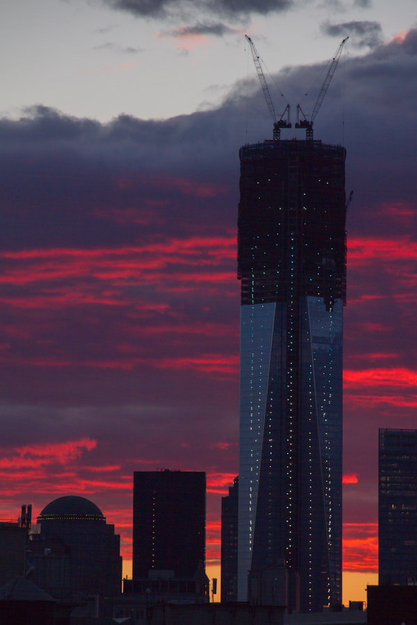 Photograph Freedom Tower by Ken Ardito on 500px