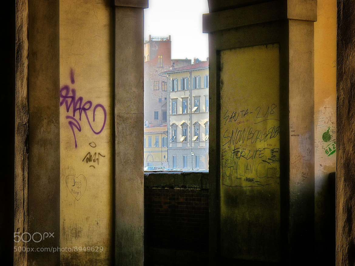 Photograph graffitti by Danny du Plessis on 500px