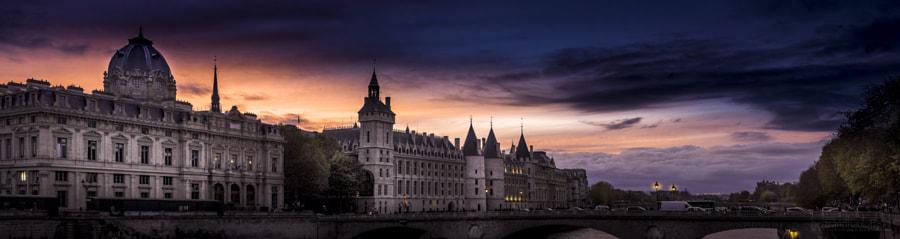 Paris :: Pont au Change by Bertrand Haulotte on 500px.com