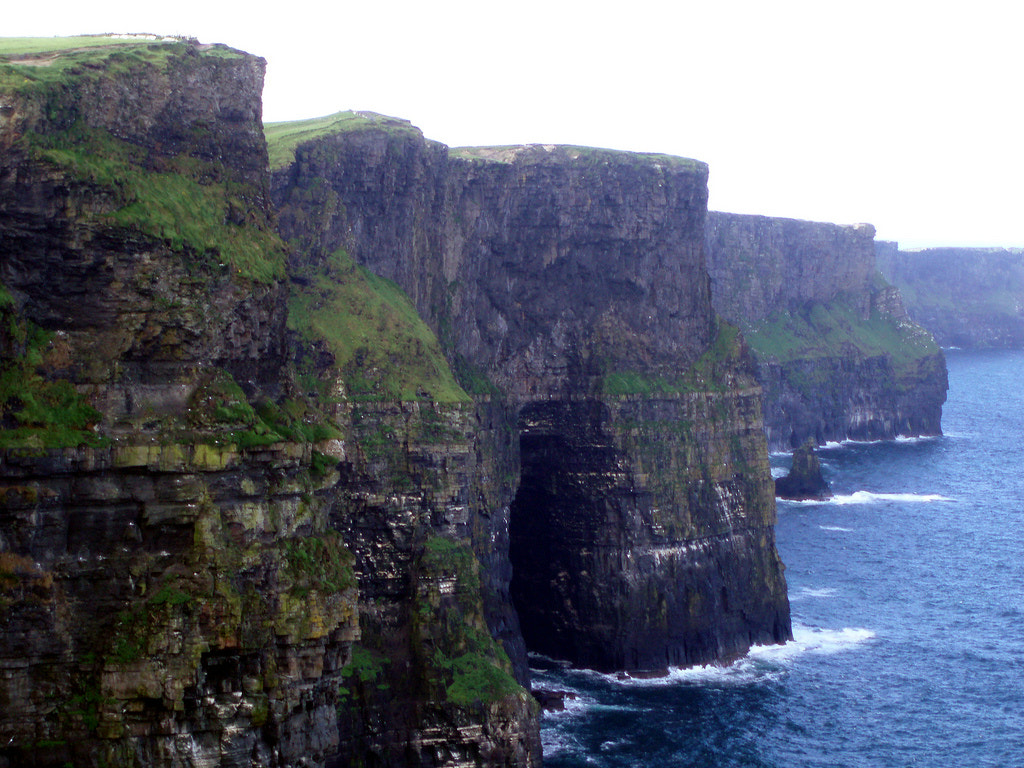 Photograph Moher cliffs by Pilar Paños on 500px