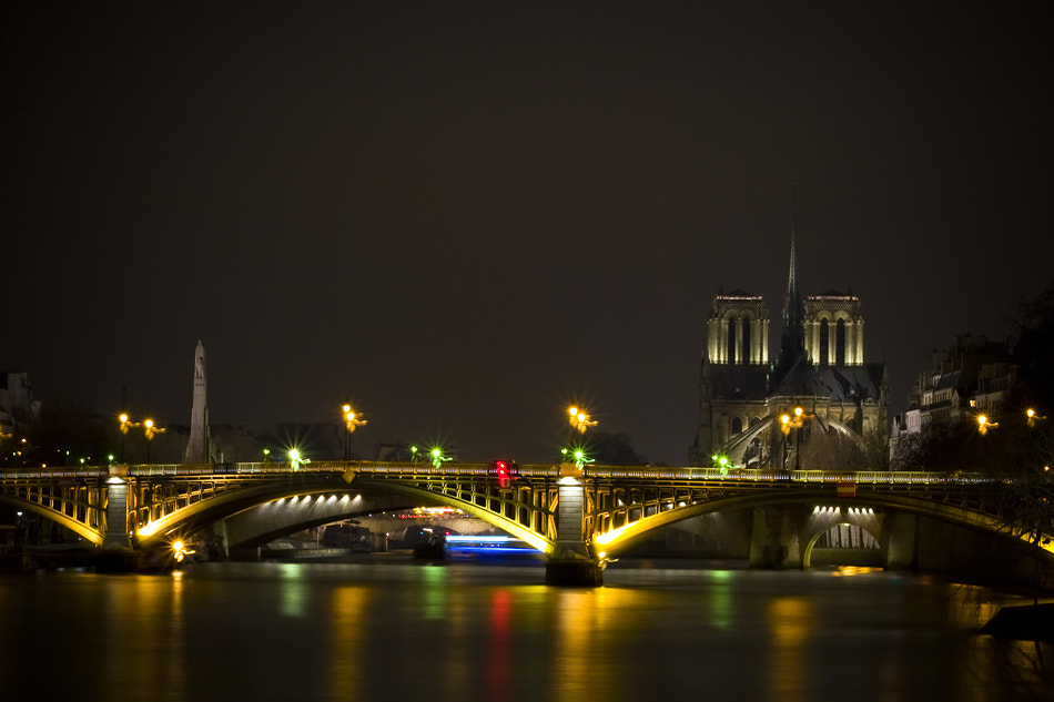 Photograph Mise en Seine by RV BO on 500px