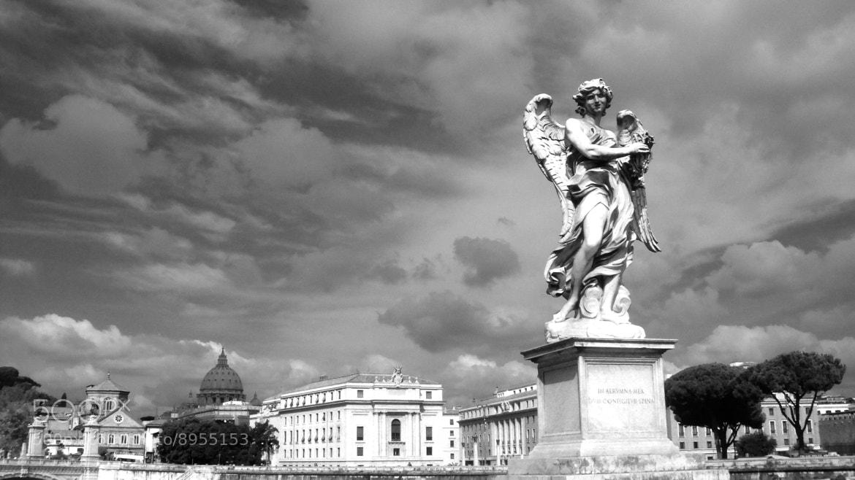 Photograph Dark Angel by Illias S on 500px