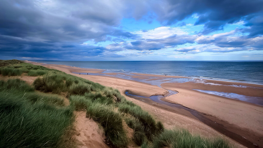 Photograph Balmedie Beach by Neil Donald on 500px