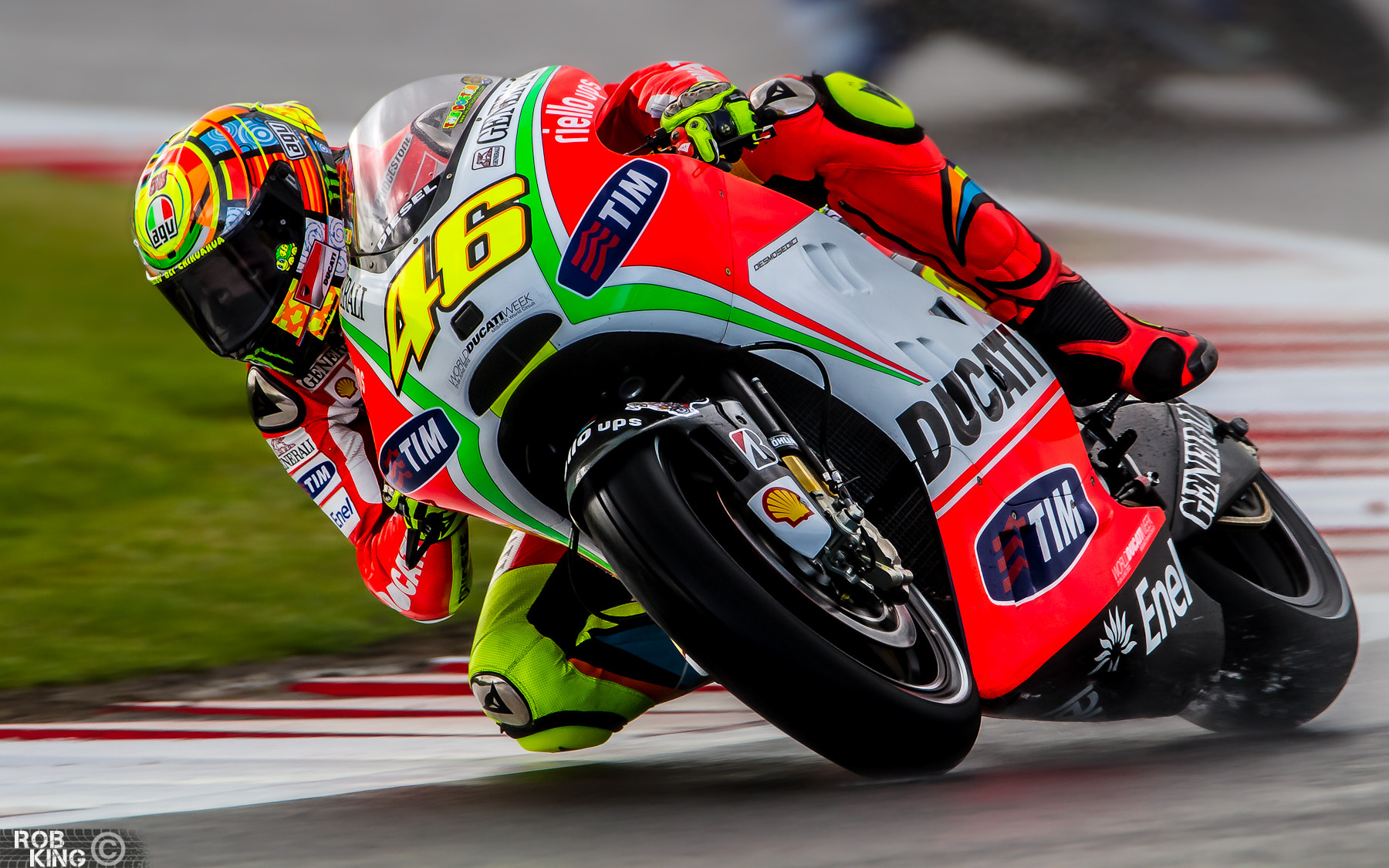 Photograph Valentino Rossi by Robert King on 500px