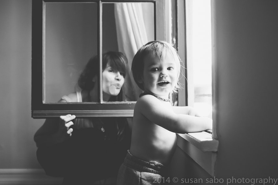 "When I started photography, I imagined all kinds of amazing landscapes and portraits that I would take. i wanted to a well-known commercial and portrait photographer, and I wanted art director to say, ""get something that looks Sabo,"" when referencing photography.   Over the years, my job has boiled down to a simple, unglamorous one: find the moments that make a life.   After shooting all sorts of genres, I find that I love this the most. I won't put a baby in a basket (and I never will!), but give me 10 minutes with a baby and his mom, and I just go still and watch. If I'm lucky, I come away with moments that define an era in a parent's life. But the credit always goes to my subjects.   I'm a pretty good photographer, but I can't orchestrate a moment like this. All I can hope to do is be there at the right time."