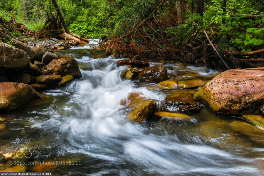 Dzembronya. Dzembreny Creek 2 by architecturalphotographer