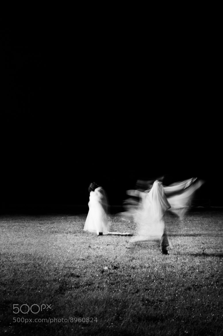Photograph Dancing Alone by Pertti Teurajärvi on 500px