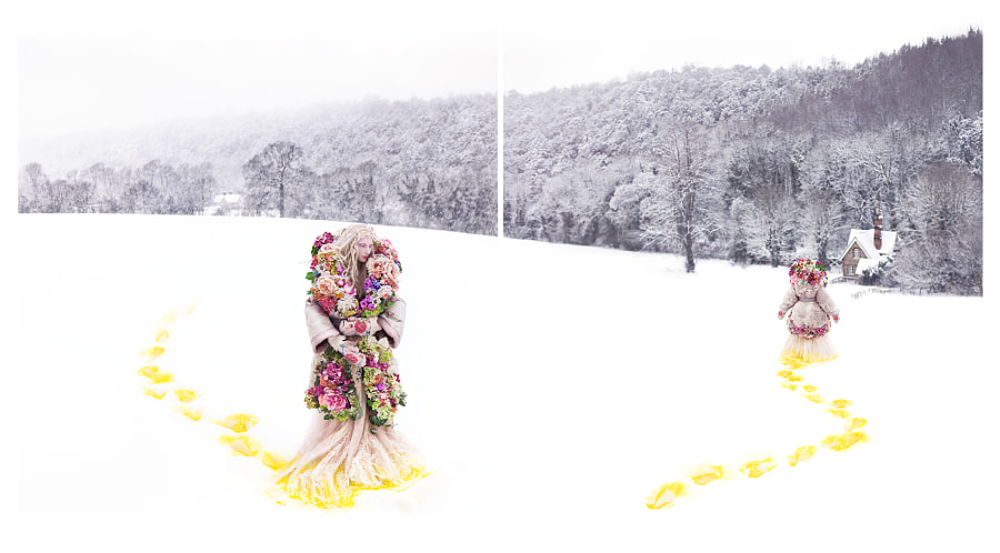 Photograph Wonderland - 'Home' by Kirsty Mitchell on 500px