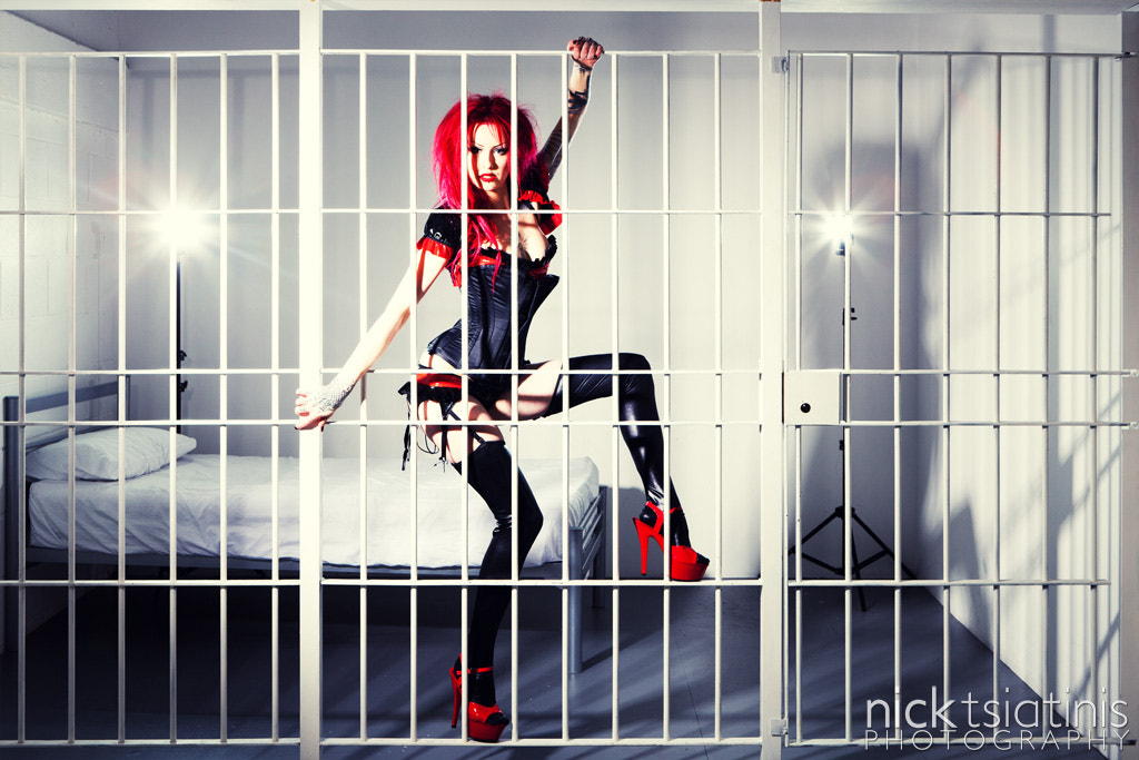 Photograph Captive by Nick Tsiatinis on 500px
