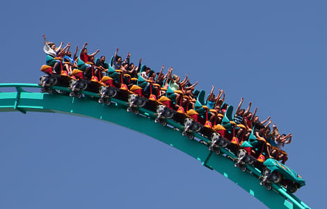 Leviathan at Canada's Wonderland by Yana Bukharova / 500px