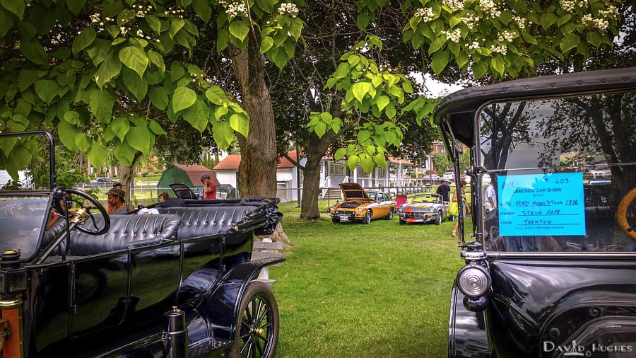 Spitfire Racer, MGBGT & Tin Lizzies
