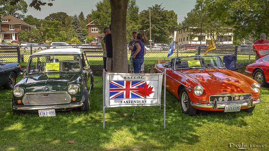 British Sports Car Club Of Canada (Eastenders Chapter)-1