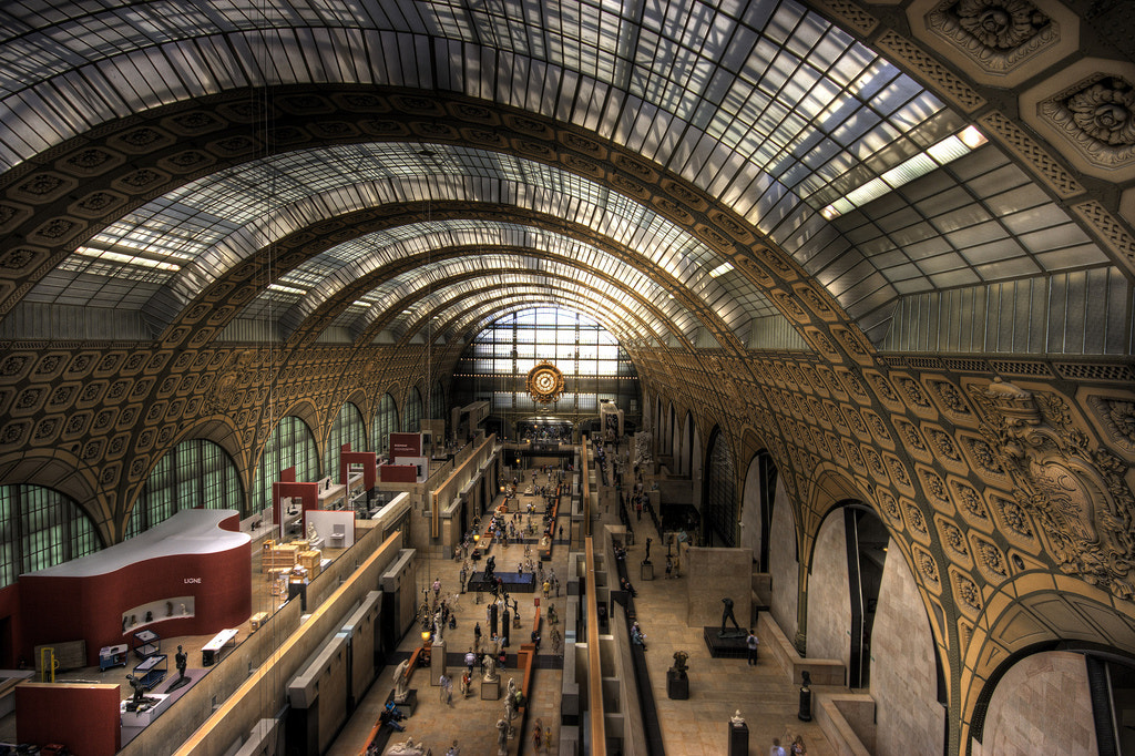 Photograph Musée d'Orsay by Rafael Peixoto Ferreira on 500px