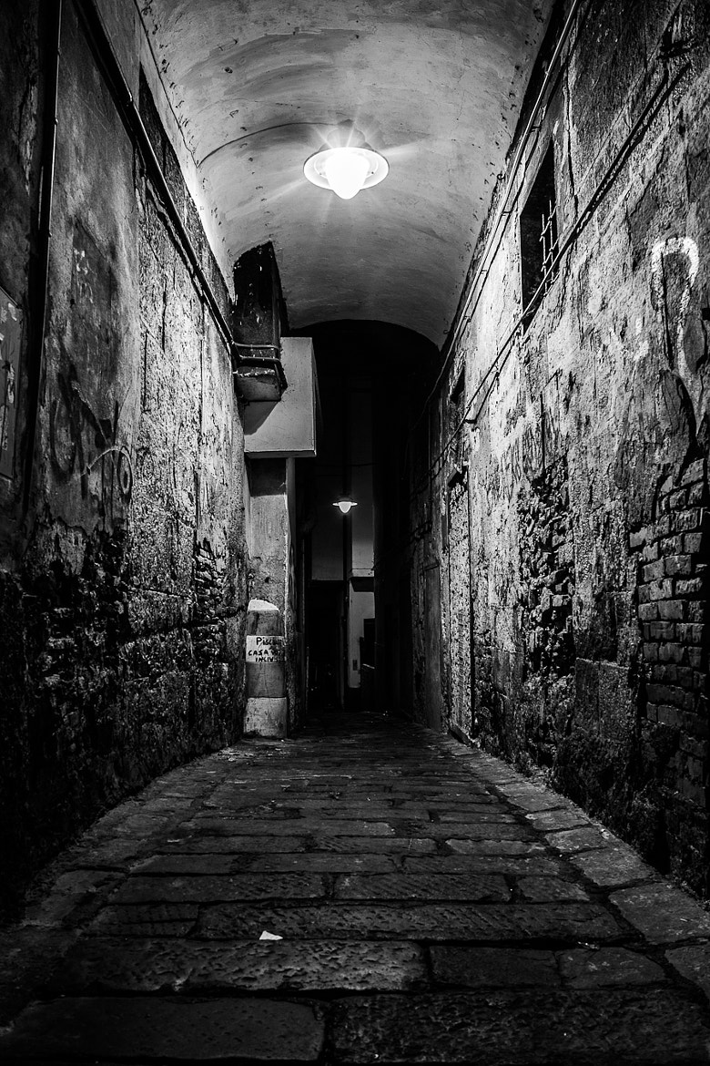 Photograph Dark Alley by DANS Photography on 500px