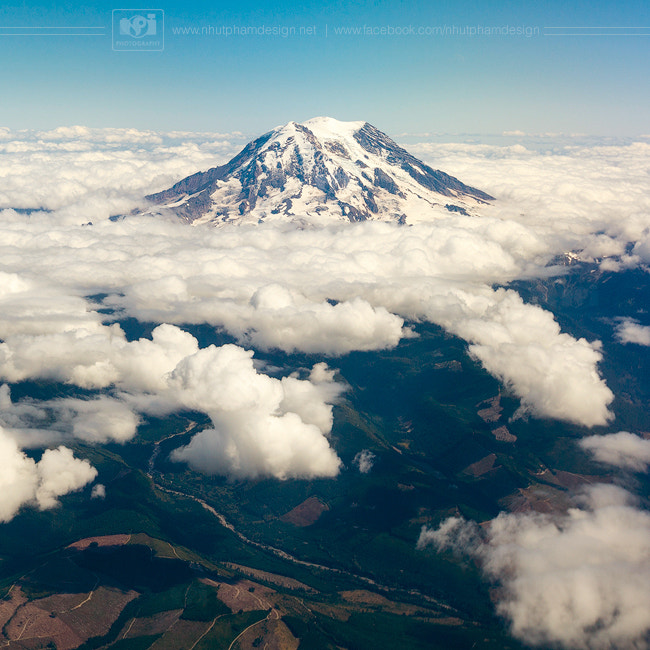 Photograph A View from The Sky by Nhut Pham on 500px