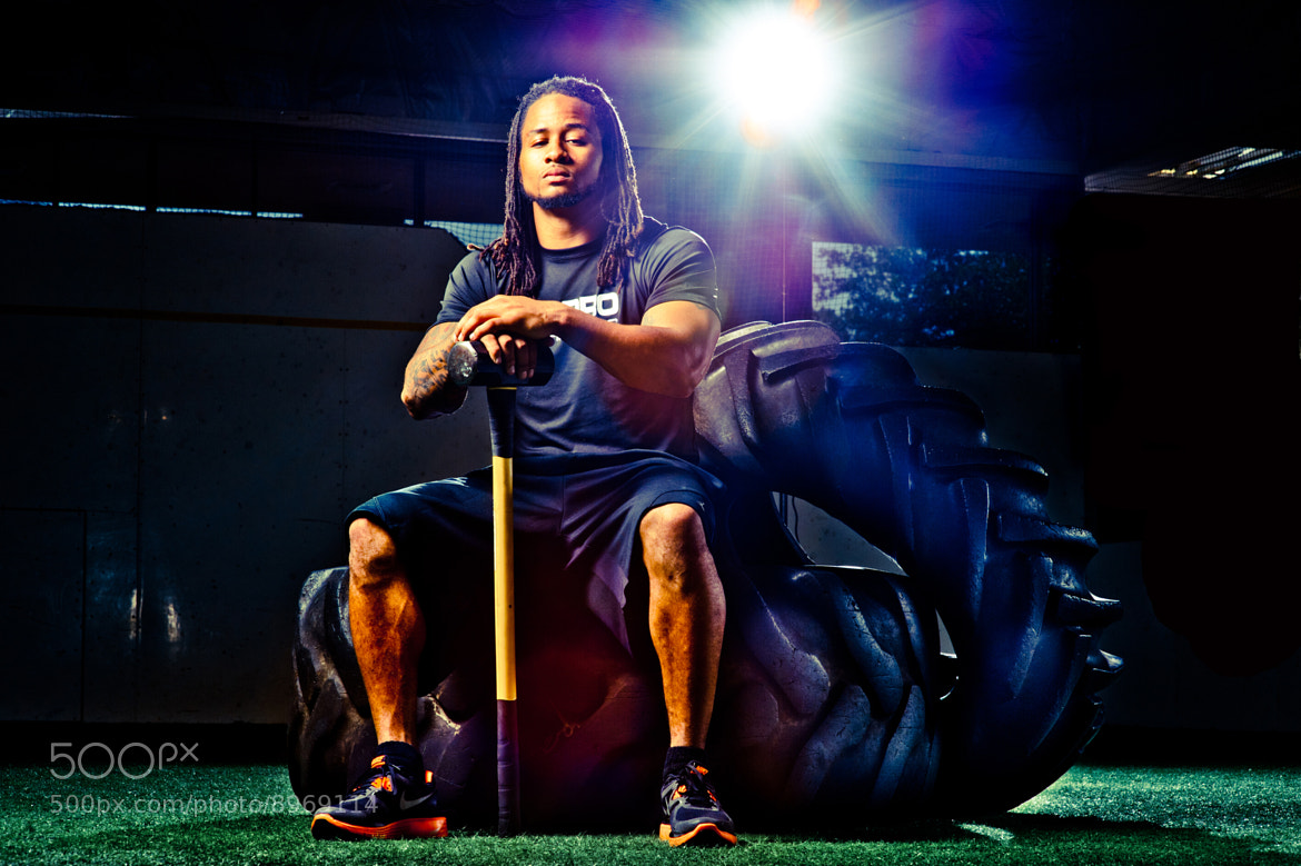 Photograph Earl Thomas-NFL by Rob Hammer on 500px