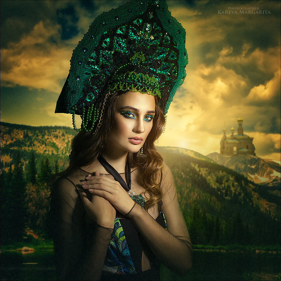 Russian fairy tales by Margarita Kareva on 500px.com