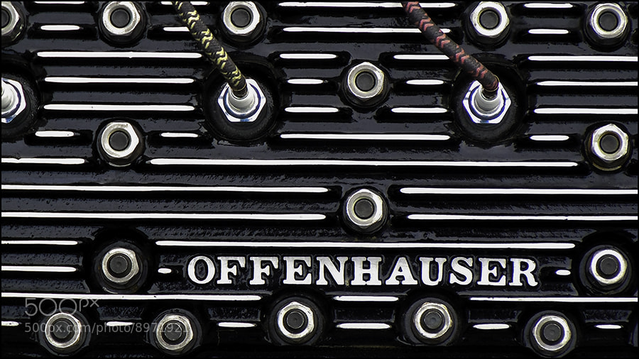 Photograph Offenhauser by Michael Schreiner on 500px