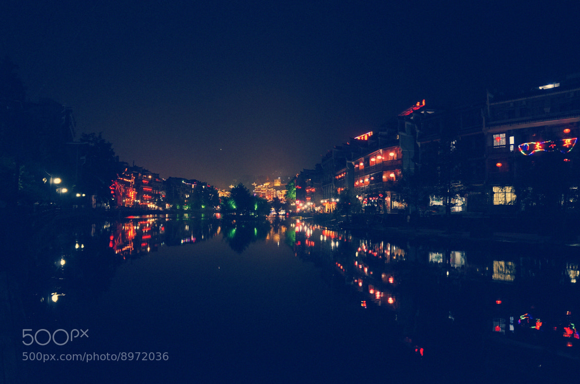 Photograph 夜-沱江 by L Dj on 500px