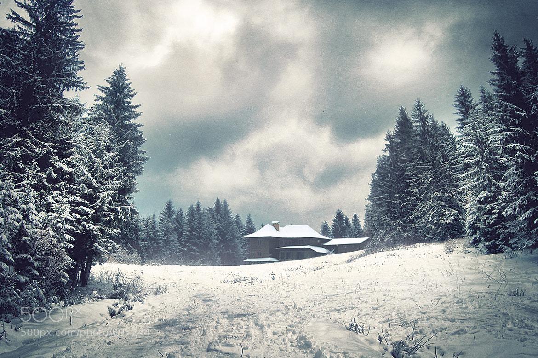 Photograph winter by Михайло Дрогомирецький on 500px