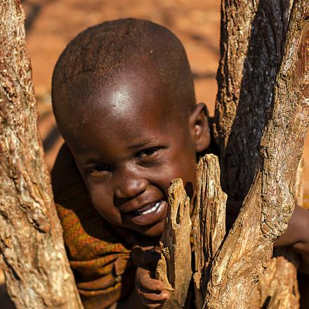 Himba king !
