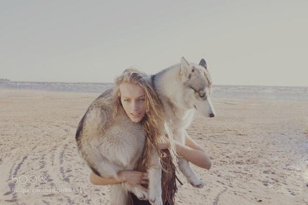 Photograph oh my dog. by Алена Белякова on 500px