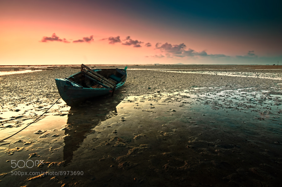 Photograph The Tide is Out There by Arief Wardhana on 500px