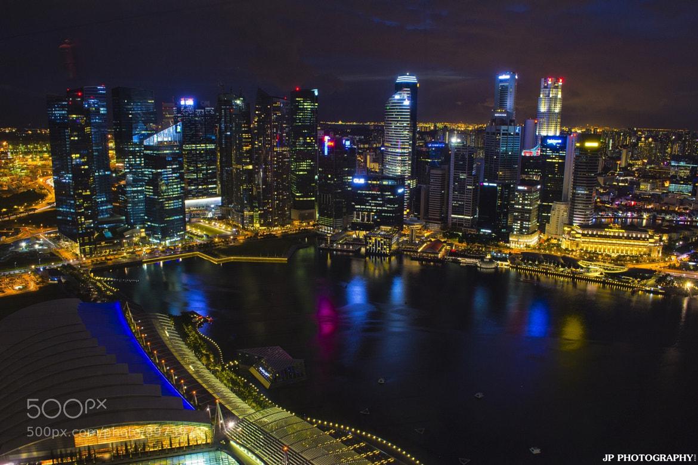 Photograph Singapore Night by Jackson Pang on 500px