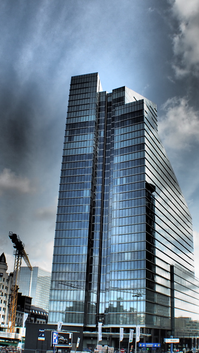 Photograph Bxl Building#2 by Alessandro Gugino on 500px