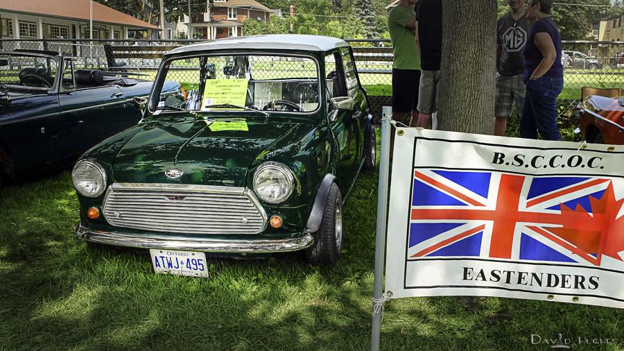 1978 Morris Mini Cooper S Lakeside Antique & Classic Car Show