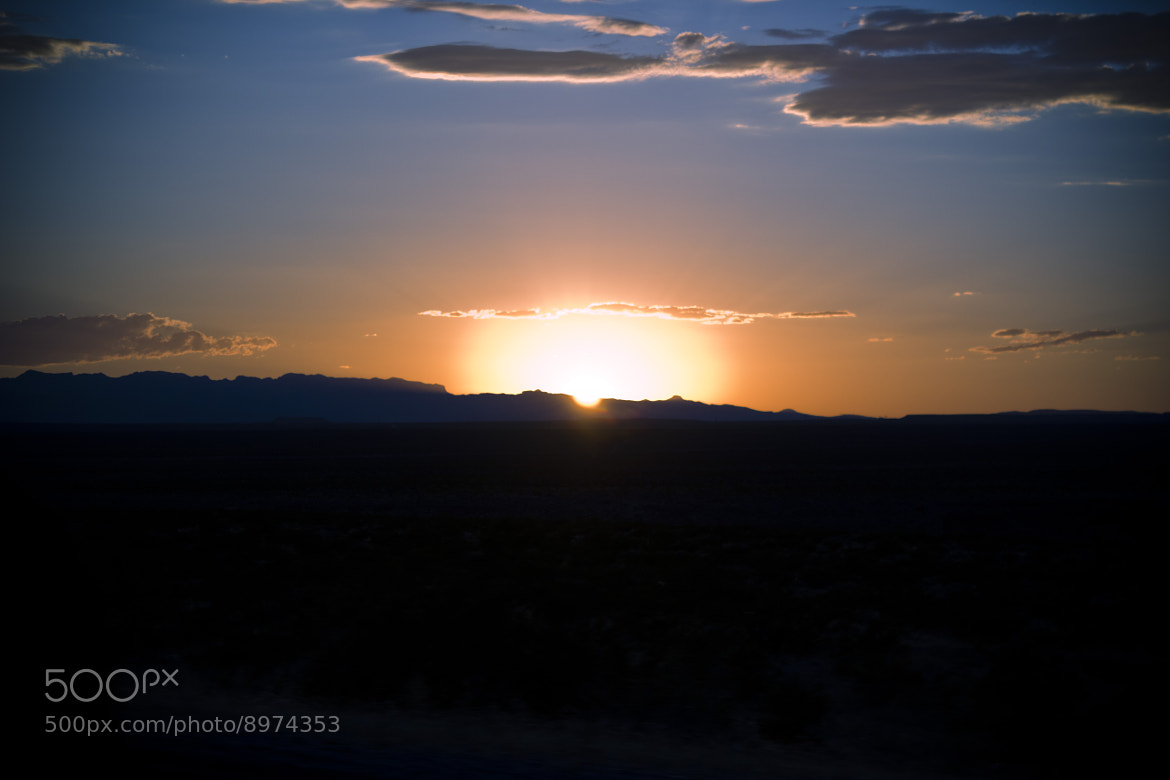 Photograph Sunset by Landon Hill on 500px
