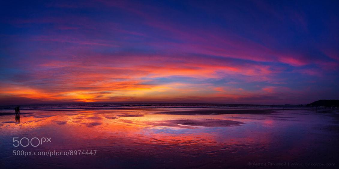 Photograph Goa Sunset by Anton Jankovoy on 500px