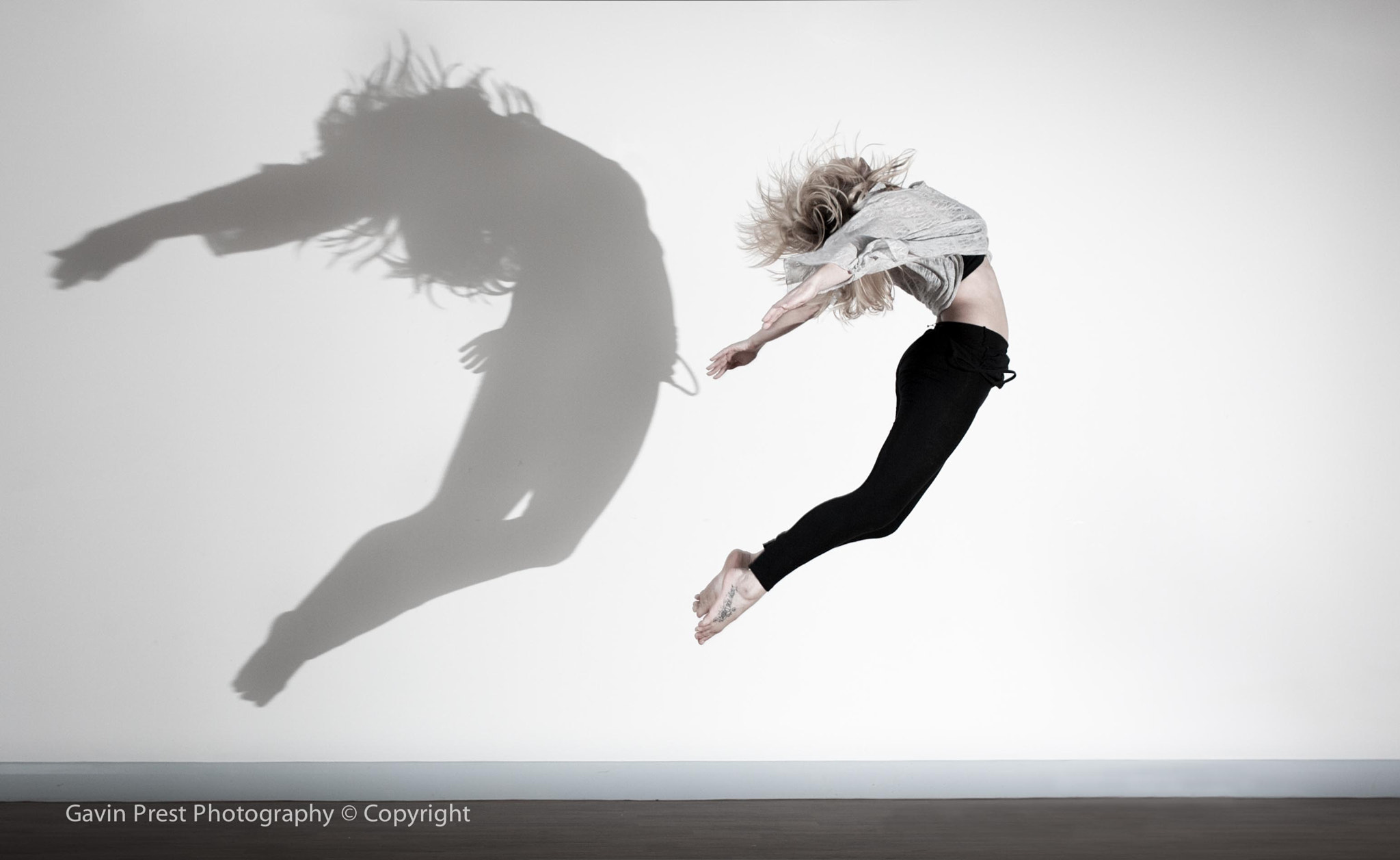 Photograph Shadow dancing by Gavin Prest on 500px