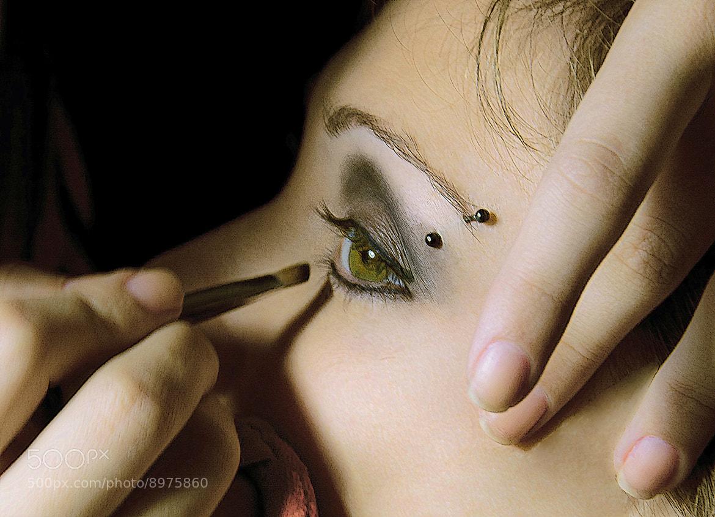 Photograph Makeup by Silvia Romero Pareja on 500px
