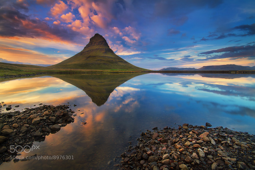 Photograph Clearing Kirkjufell by Dylan Toh  & Marianne Lim on 500px