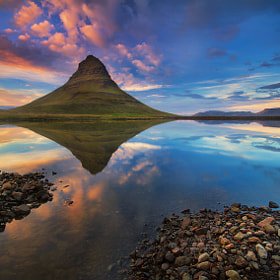 Clearing Kirkjufell by Dylan Toh  & Marianne Lim (everlookphotography)) on 500px.com